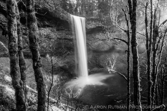 Recent: South Falls at Silver Falls State Park, OR