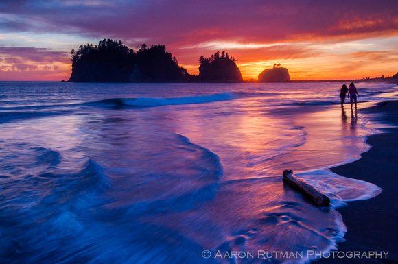 First Beach, La Push, WA