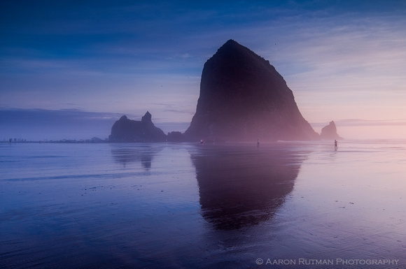 Haystack Rock, Cannon Beach, OR