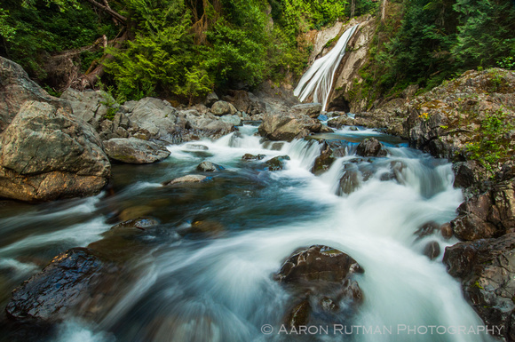 Twin Falls, Snoqualmie Pass, WA