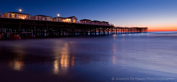 Crystal Pier, Pacific Beach